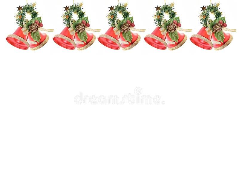 są święta dzwonów ilustracji wektora obrazy royalty free
