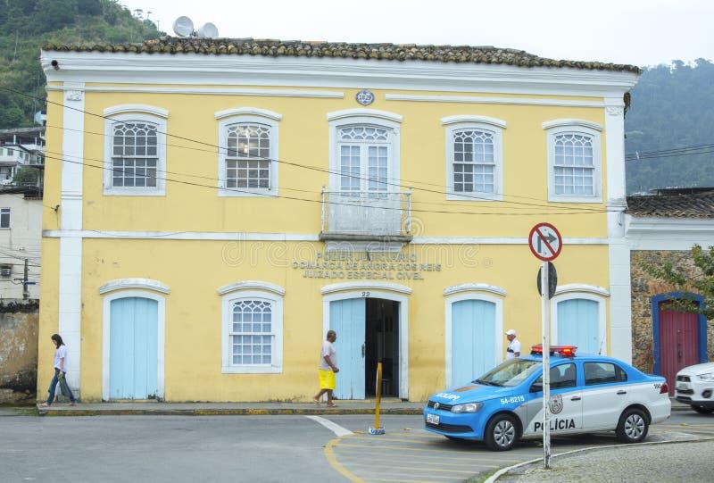 Sądowy gmach sądu w Brazylia zdjęcie royalty free
