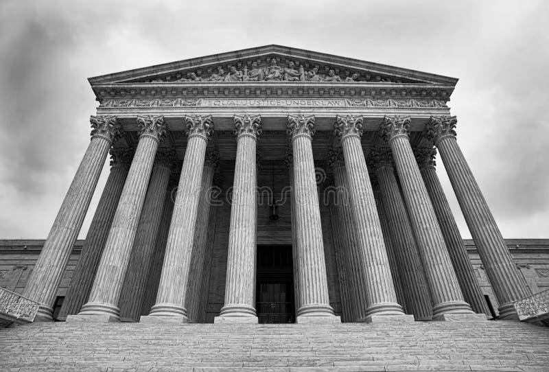Sądu Najwyższy budynek obraz royalty free
