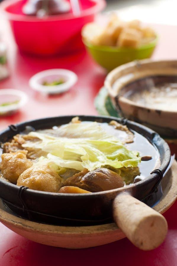 Sławny malezyjski jedzenie obraz stock