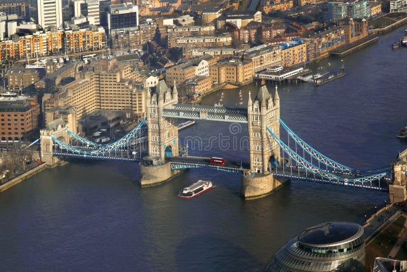 Basztowy most w Londyn, UK zdjęcie stock