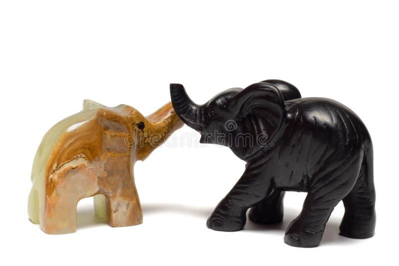 słoń sztuka obraz stock
