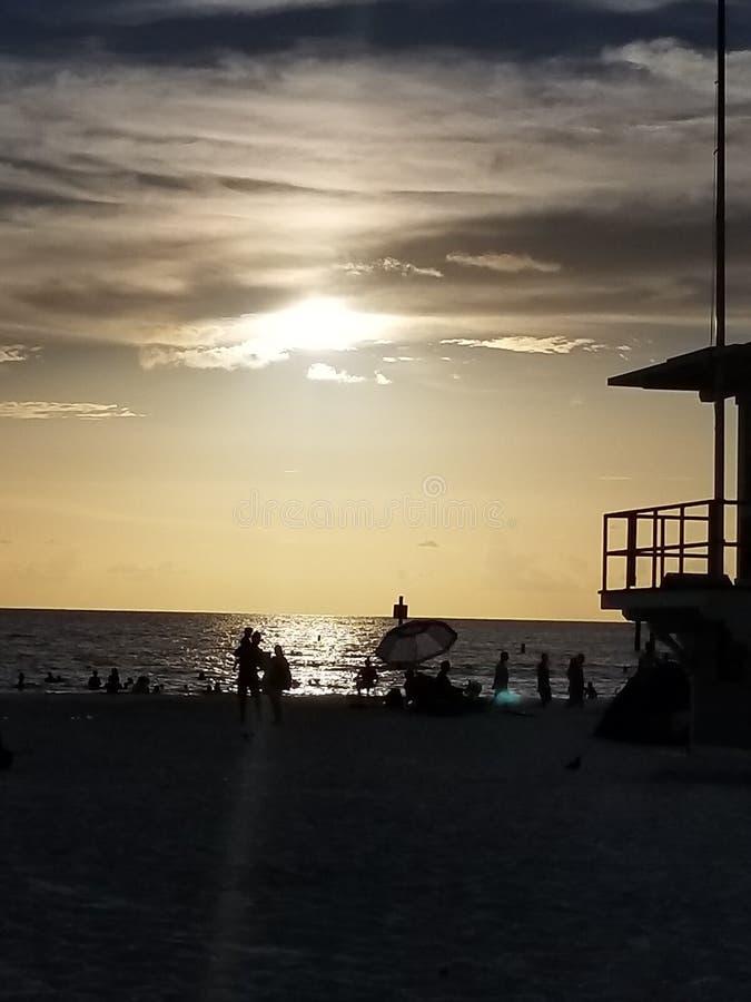 Słońce & cień zdjęcia royalty free