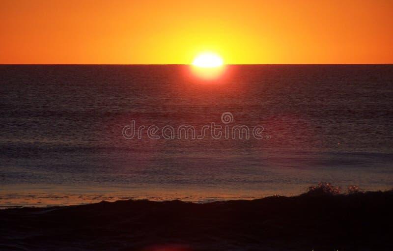 słońce jest 7 n obrazy stock