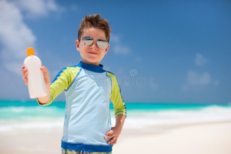 Słońce ochrona obrazy stock