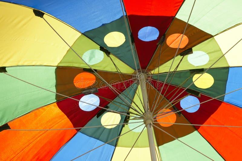 słońce parasol obraz royalty free