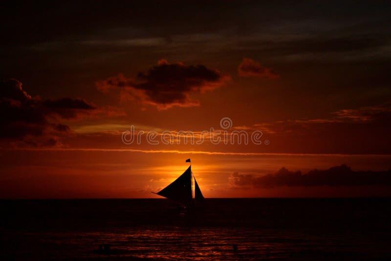 Słońce strzały zdjęcie royalty free