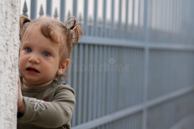 słodka dziewczynka fotografia royalty free