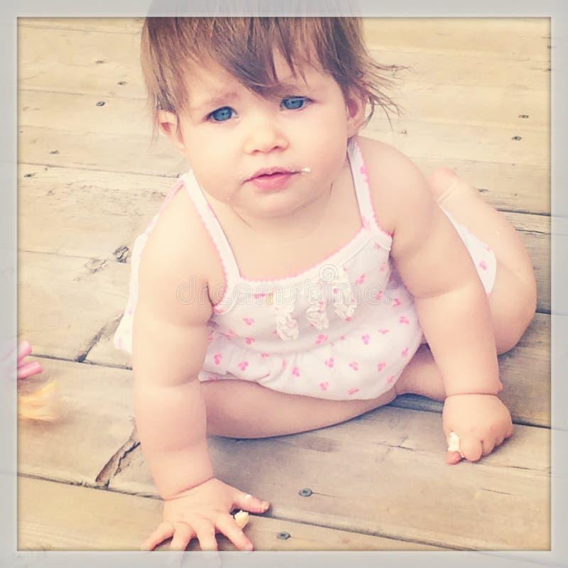słodka dziewczynka zdjęcia royalty free