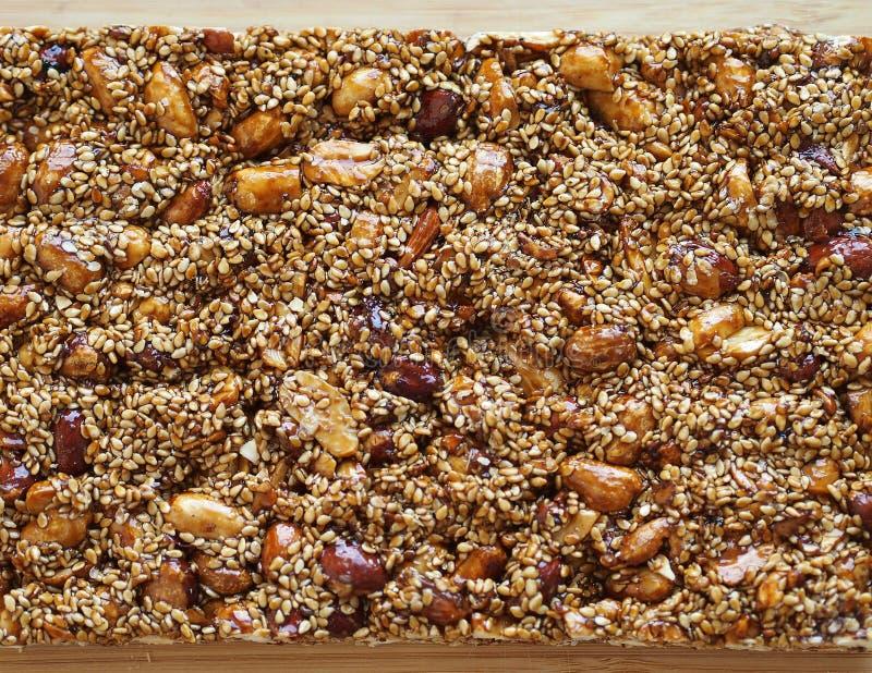 Słodka przekąska od Cypr zdjęcia stock