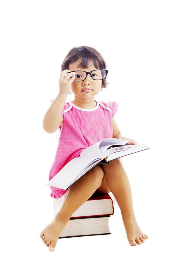 Słodki żeński uczeń zdjęcia stock