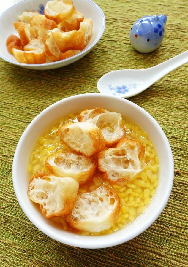 Słodki azjatykci etniczny deser zdjęcie royalty free