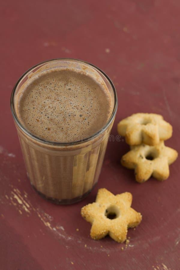 Słodki domowej roboty kakao obraz stock