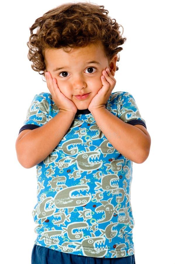 słodki dzieciak zdjęcia stock