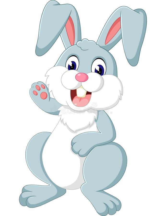 słodki królik ilustracji