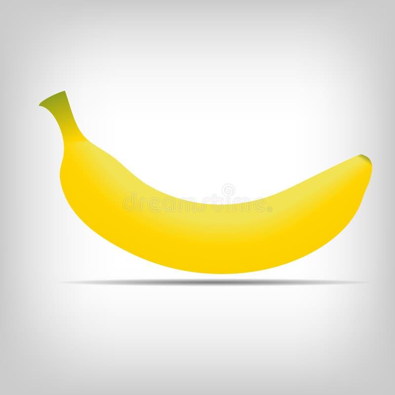 Słodkich świeżych żółtych bananów wektorowa ilustracja royalty ilustracja