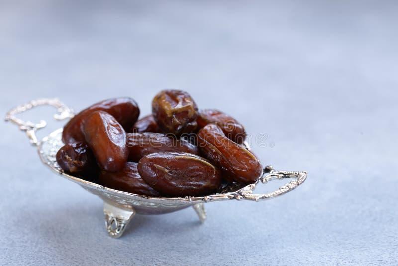 Słodkie daty, orientalna słodkość obraz royalty free