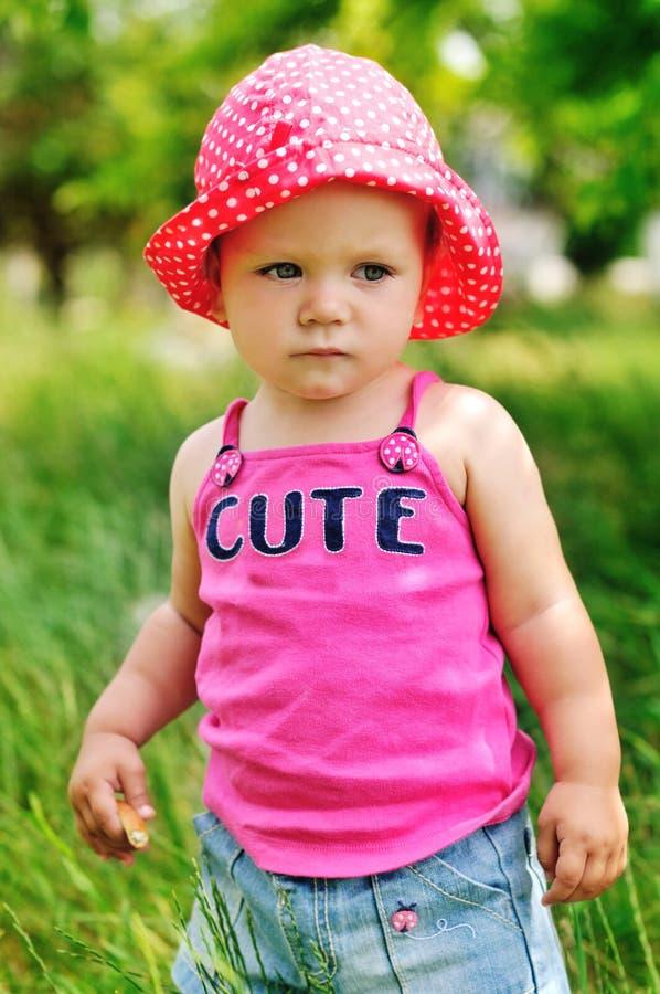 słodkie dziecko zdjęcia royalty free