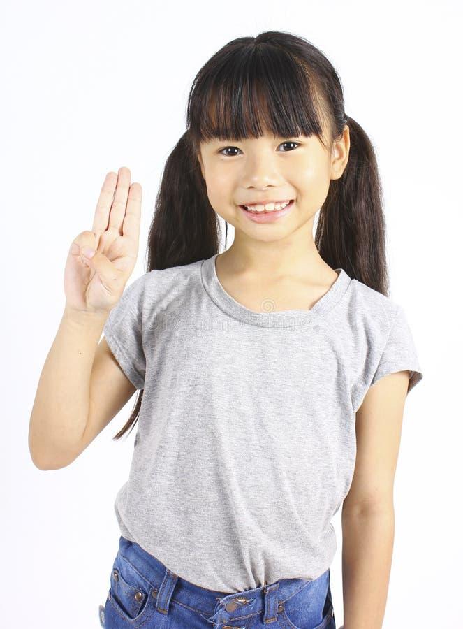 słodkie dziewczyny portret young obrazy royalty free