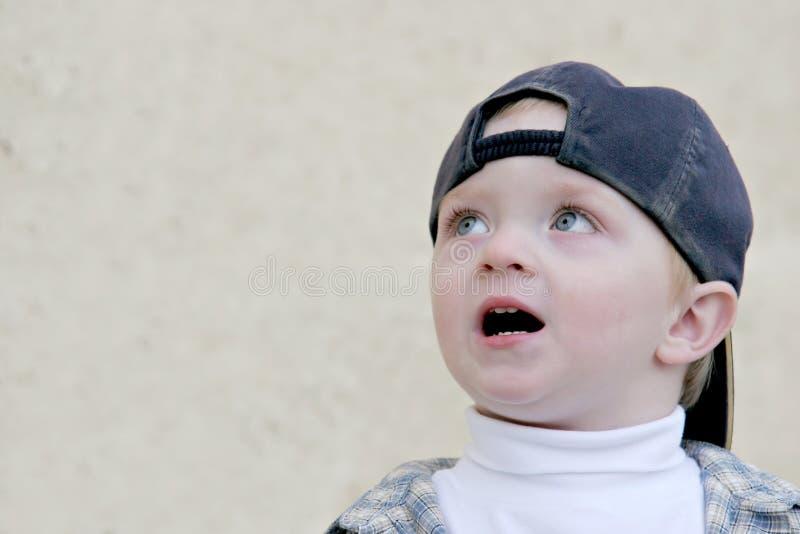 - słodkie młode chłopca. zdjęcie stock