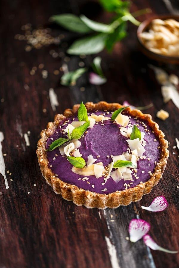 Słodkie Purpurowe grule pasztetowe zdjęcia stock
