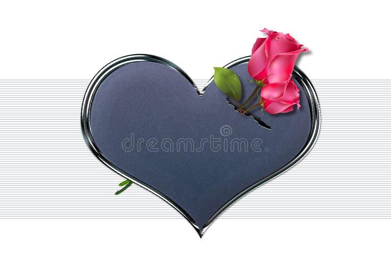słodkie serce zdjęcia stock