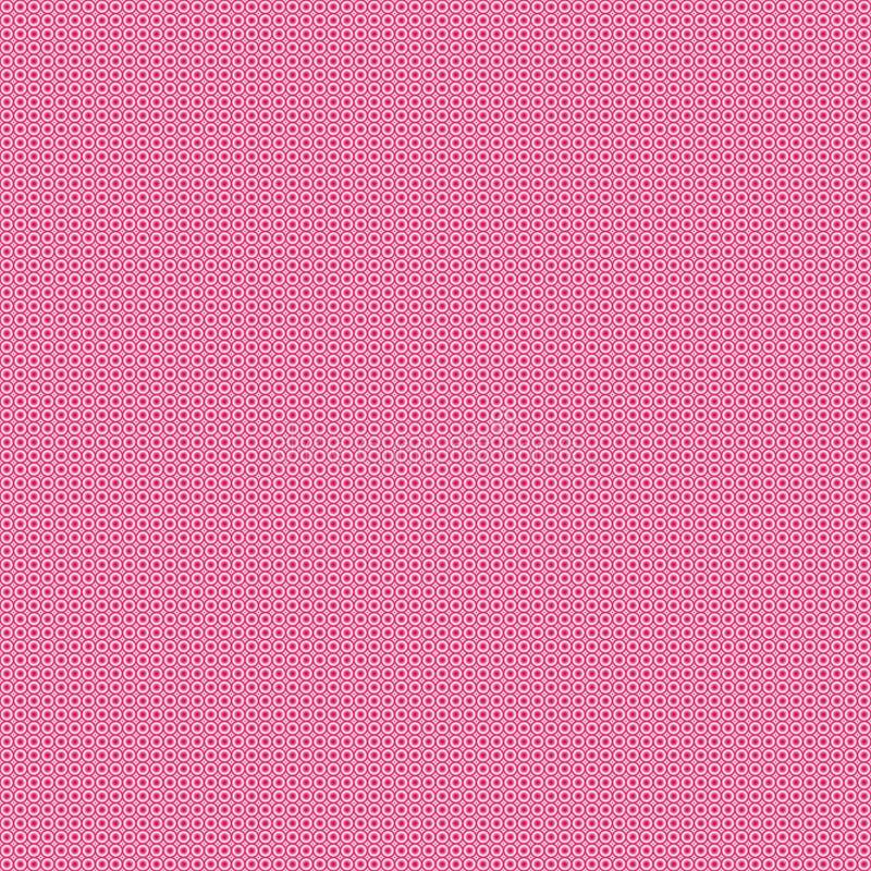 słodycze 5 różowe royalty ilustracja