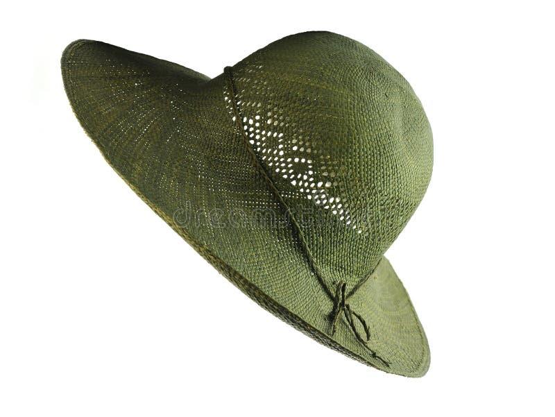 Słomiany kapelusz fotografia royalty free