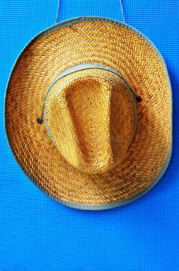 Słomiany kapelusz obrazy royalty free