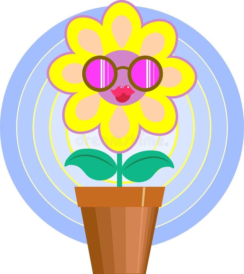 słonecznik ilustracja wektor