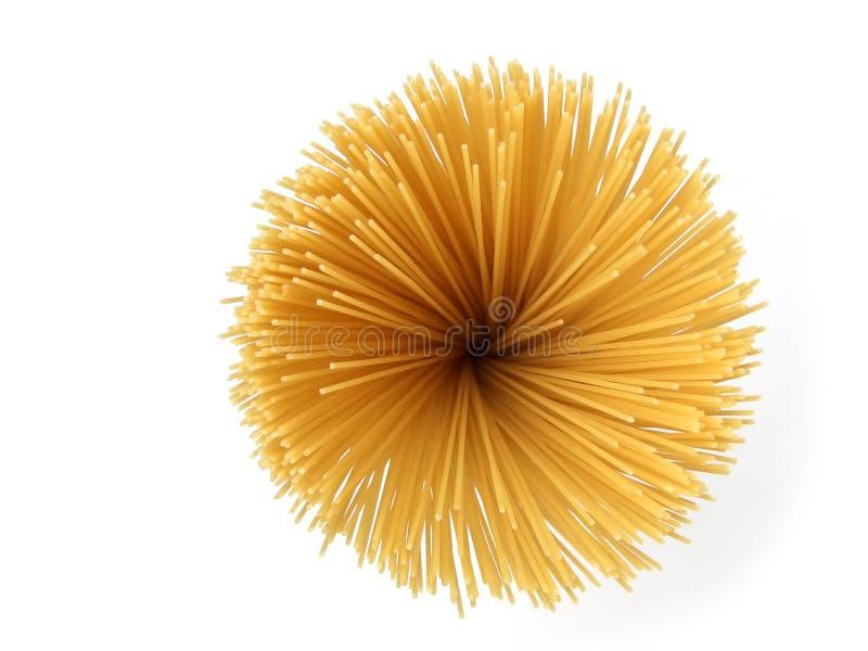 słonecznik spaghetti obraz stock