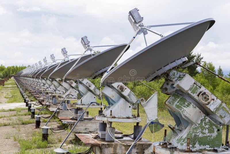 Słoneczny obserwatorium fotografia stock