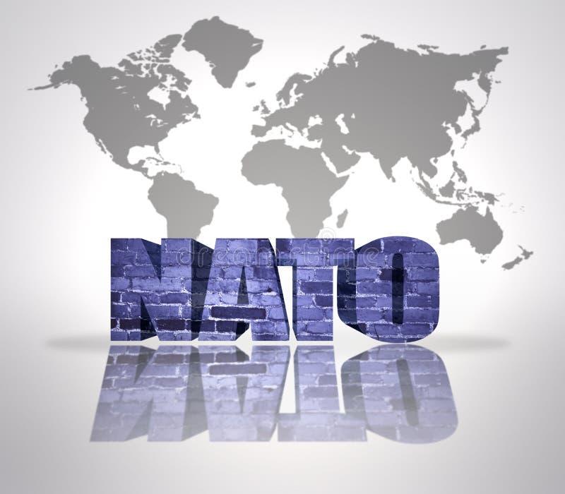 Słowa Nato ilustracji
