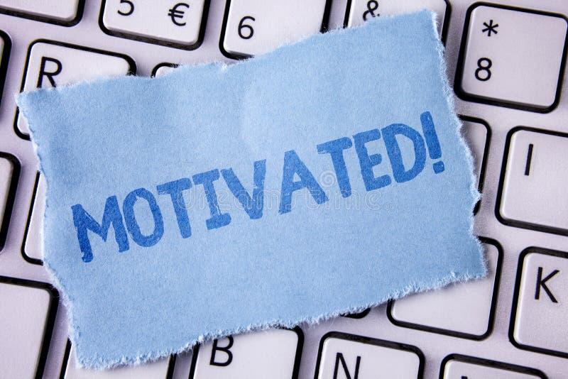 Słowa writing teksta Niepłonny Motywacyjny wezwanie Biznesowy pojęcie dla Determinować robić coś Inspirował Ufnego pisać na łzy S zdjęcia stock
