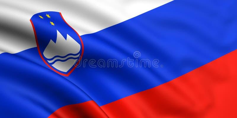 Słowenia bandery
