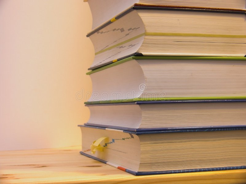 słowniki obrazy stock