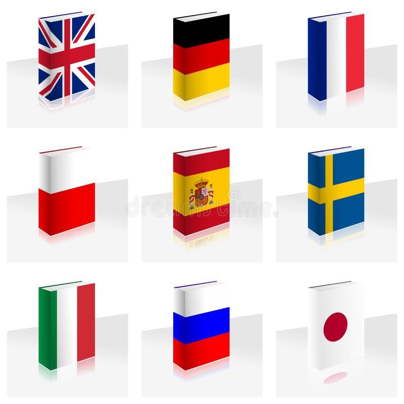 Słowniki zdjęcie stock