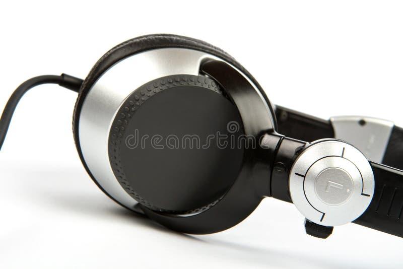 słuchawka strzał makro obrazy stock