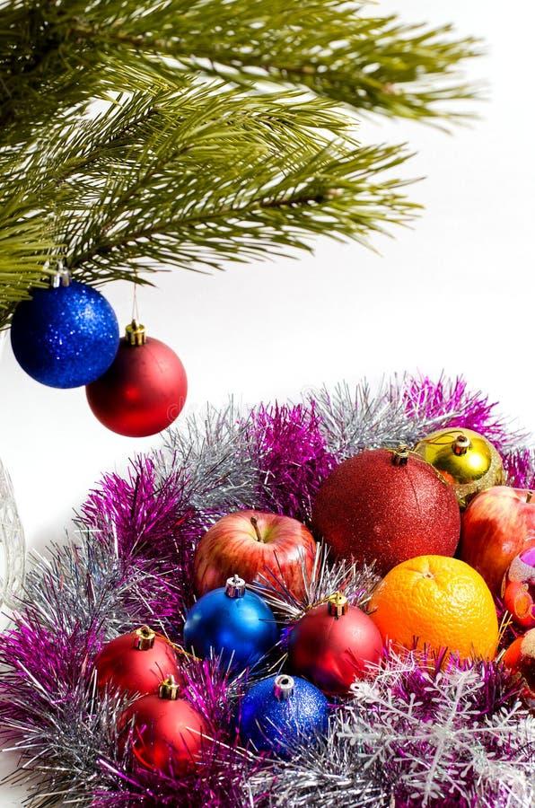 ` S Нового Года и рождество стоковая фотография