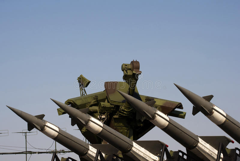 Download S-125M Neva-M Rocket System Editorial Photography - Image: 26611692