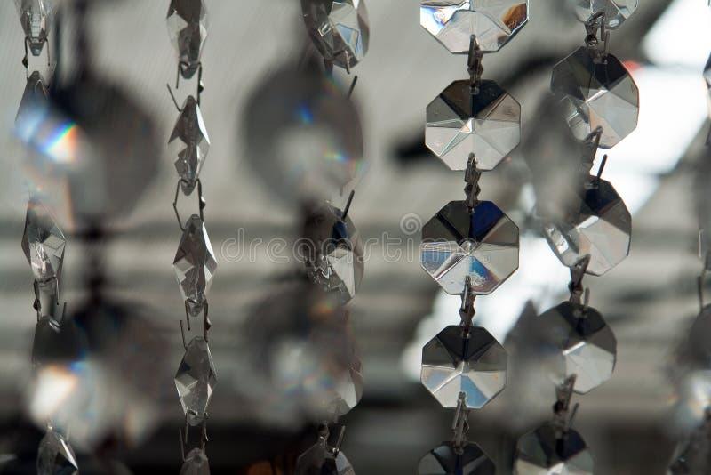 S'arrêter en cristal d'ornement photos stock