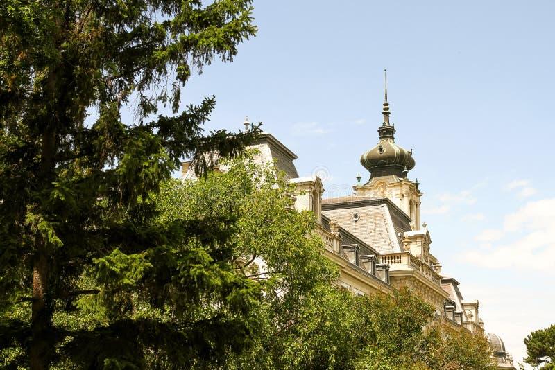 Download Sławny kasztel w Keszthely obraz stock. Obraz złożonej z eurydice - 53791277