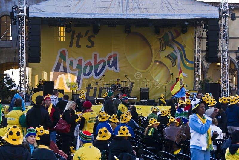 It s Ayoba Time - MTN Fan Zone