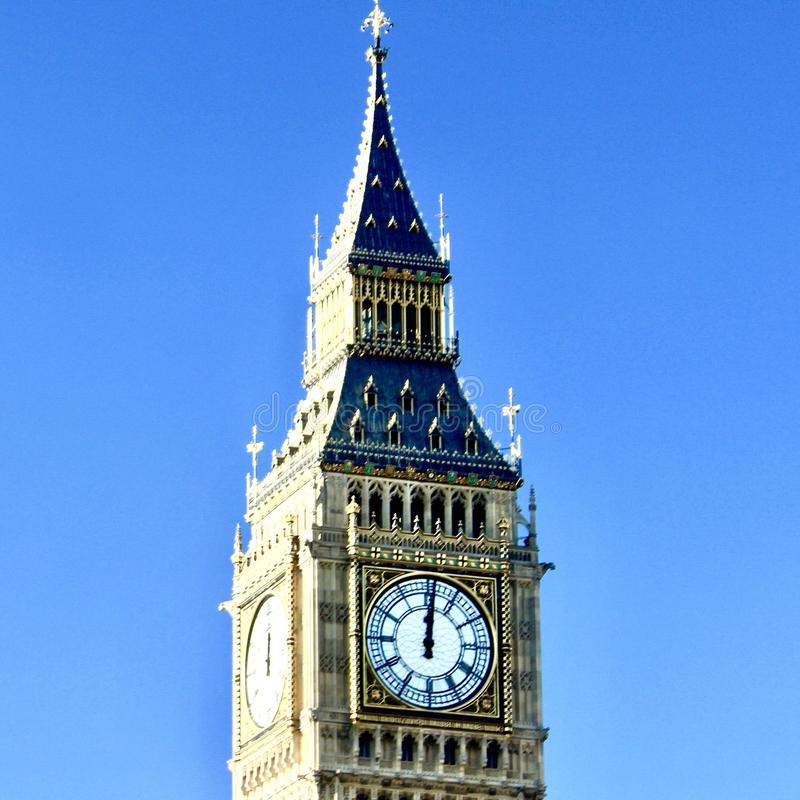 ` S Big Ben de Londres foto de stock