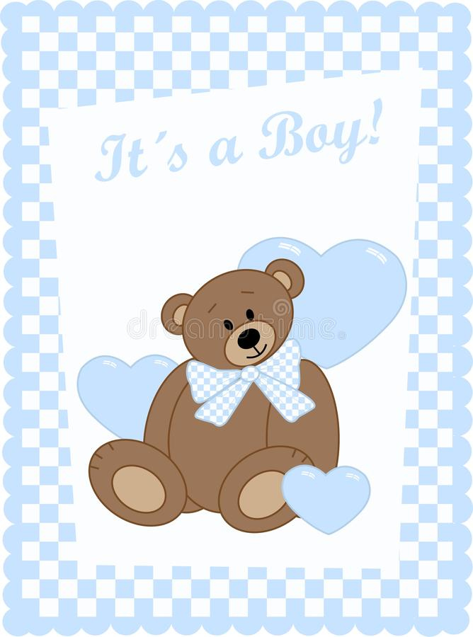 It´s a boy! royalty free stock images