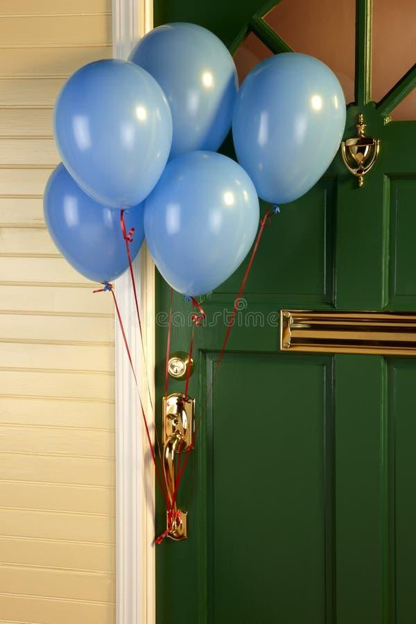 Download It's a boy! stock photo. Image of entrance, celebration - 16092674