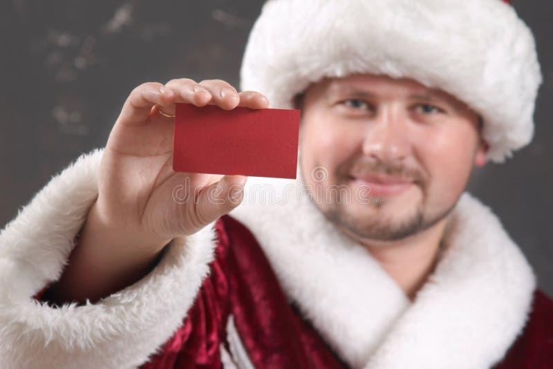 S.C. e scheda rossa immagine stock