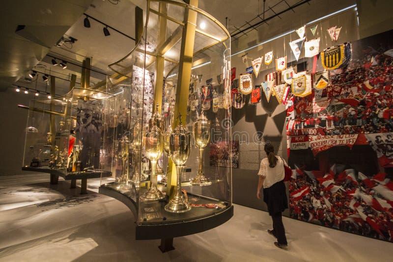 S C Internacional Museum - Porto Alegre - Brazilië royalty-vrije stock foto's