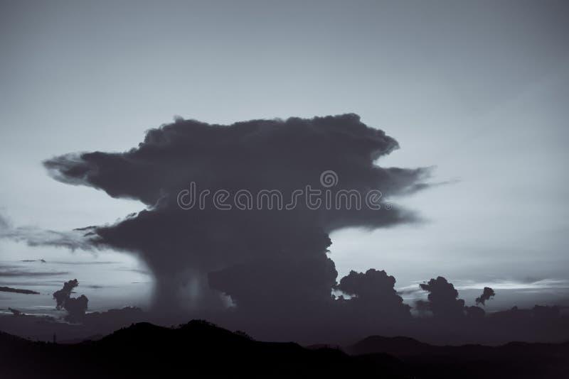 ` s che va piovere fotografia stock