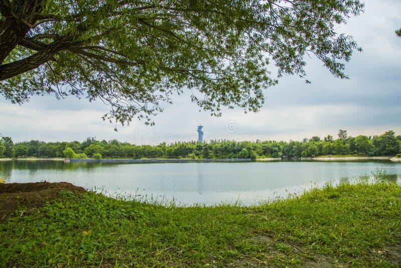 ` S Chinas Peking Landschaft lizenzfreie stockbilder
